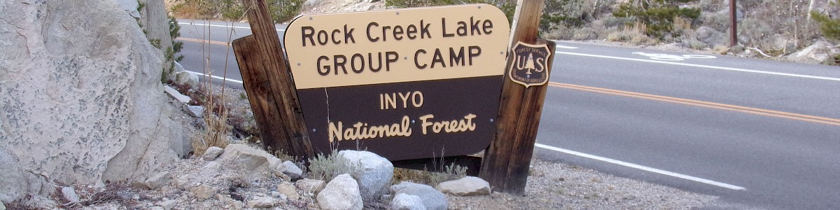 Rock Creek Lake Group Campground